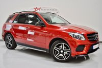 USED 2016 16 MERCEDES-BENZ GLE-CLASS 2.1 GLE 250 D 4MATIC AMG LINE PREMIUM 5d AUTO 201 BHP NIGHT & PREMIUM PACKAGES