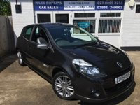USED 2009 09 RENAULT CLIO 1.6 GT 3d 127 BHP UNIQUE OPPORTUNITY JUST 3,050 MILES ONLY FSH VIRTUALLY AS NEW CONDITION