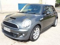 2012 MINI HATCH COOPER 1.6 COOPER S 3d 184 BHP £7500.00