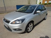USED 2009 59 FORD FOCUS 1.6 ZETEC 5d AUTO 100 BHP GREAT EXAMPLE OF AUTOMATIC +  2 PREVIOUS KEEPERS +  FULL YEAR MOT +  SERVICE RECORD +  HEATED FRONT SCREEN +