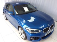 2015 BMW 1 SERIES 1.5 116D M SPORT 5d 114 BHP £12500.00