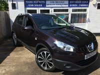 USED 2012 62 NISSAN QASHQAI 1.5 N-TEC PLUS DCI 5d 60K 1FAMILY OWNER HUGE SPEC PAN ROOF CAMERAS EXCELLENT CONDITION