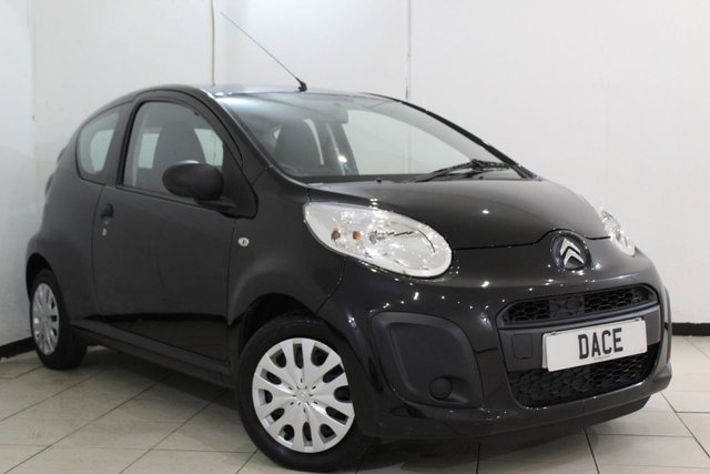 View our 2012 12 CITROEN C1 1.0 VT 3DR 67 BHP