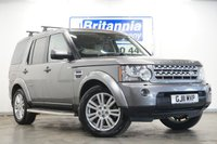 2011 LAND ROVER DISCOVERY 4 3.0 4 DIESEL TDV6 HSE AUTOMATIC 7 SEATER TOP SPEC 245 BHP £16990.00