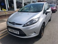 USED 2008 58 FORD FIESTA 1.4 STYLE PLUS TDCI 5d 68 BHP