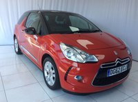 USED 2012 62 CITROEN DS3 1.6 DSTYLE 3d 120 BHP