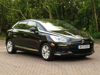 USED 2013 13 CITROEN DS5 1.6 E-HDI AIRDREAM DSIGN EGS 5d AUTO 115 BHP