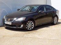 2009 LEXUS IS 2.5 250 SE-I 4d 204 BHP £5989.00
