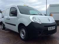 USED 2013 62 RENAULT KANGOO MAXI 1.5 LL21 CORE DCI 90 BHP 1 OWNER FSH NEW MOT FREE 6 MONTH AA WARRANTY WITH RECOVERY AND ASSIST NEW MOT TWIN SIDE LOADING DOORS RACKING ELECTRIC WINDOWS AND MIRRORS BLUETOOTH