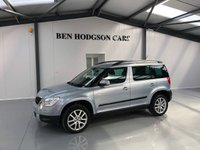 USED 2010 60 SKODA YETI 2.0 ELEGANCE TDI CR 5d 138 BHP HEATED LEATHER, BLUETOOTH, PARK ASSIST, DAB