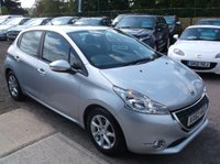 USED 2012 62 PEUGEOT 208 1.4 ACTIVE 5d 95 BHP 1 OWNER, FULL MAIN DEALER SERVICE HISTORY, STUNNING EXAMPLE THROUGHOUT, DRIVES SUPERBLY