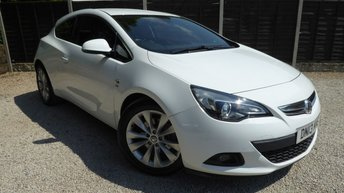 View our VAUXHALL ASTRA GTC