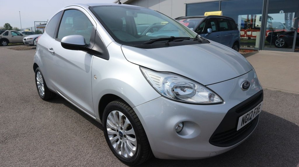 Used   Ford Ka  Bhp Low Deposit Or No Deposit Finance