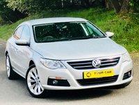 2008 VOLKSWAGEN PASSAT 2.0 CC GT TDI DSG 4d 170 BHP £7000.00
