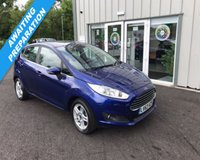 USED 2013 63 FORD FIESTA 1.25 ZETEC THIS VEHICLE IS AT SITE 1 - TO VIEW CALL US ON 01903 892224