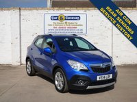 USED 2014 14 VAUXHALL MOKKA 1.6 EXCLUSIV S/S 5d 113 BHP Service History DAB Sensors A/C 0% Deposit Finance Available