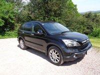 2007 HONDA CR-V 2.2 I-CTDI EX 5d 139 BHP £3985.00