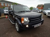 2008 LAND ROVER DISCOVERY 2.7 3 TDV6 HSE 5d AUTO 188 BHP £11490.00