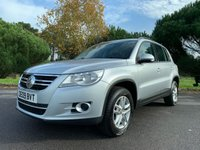 USED 2009 09 VOLKSWAGEN TIGUAN 1.4 S TSI 5d 150 BHP GREAT CONDITION TIGUAN ONLY 58000 MILES BACKED UP BY FSH