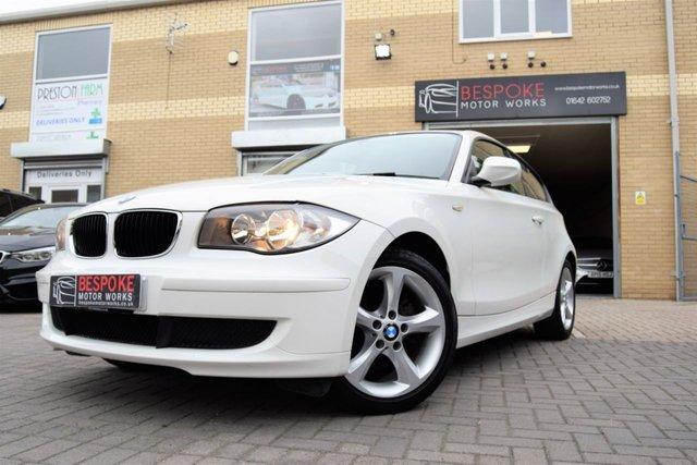 USED 2010 60 BMW 1 SERIES 118D 2.0 ES 3 DOOR