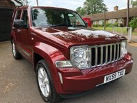 USED 2009 59 JEEP CHEROKEE 2.8 LIMITED 5d AUTO 175 BHP
