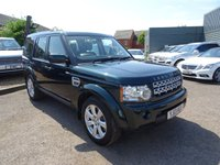 2013 LAND ROVER DISCOVERY 3.0 4 SDV6 HSE 5d AUTO 255 BHP £22990.00