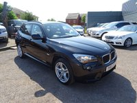 2011 BMW X1 2.0 XDRIVE20D M SPORT 5d AUTO 174 BHP £11990.00