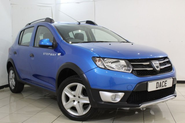 View our 2013 63 DACIA SANDERO 0.9 STEPWAY LAUREATE TCE 5DR 90 BHP