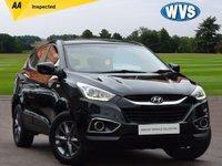 2014 HYUNDAI IX35 1.7 S CRDI 5d 114 BHP £9199.00