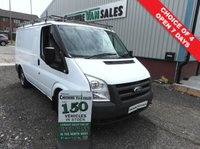USED 2011 61 FORD TRANSIT 2.2 280 LR 1d 85 BHP 1 OWNER FROM NEW CHOICE OF 4 IN STOCK  1 OWNER FROM NEW CHOICE IN STOCK