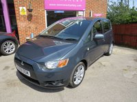 USED 2009 09 MITSUBISHI COLT 1.3 CZ2 5d AUTO 95 BHP AUTOMATIC VERY LOW MILEAGE FINANCE ME TODAY-UK DELIVERY POSSIBLE