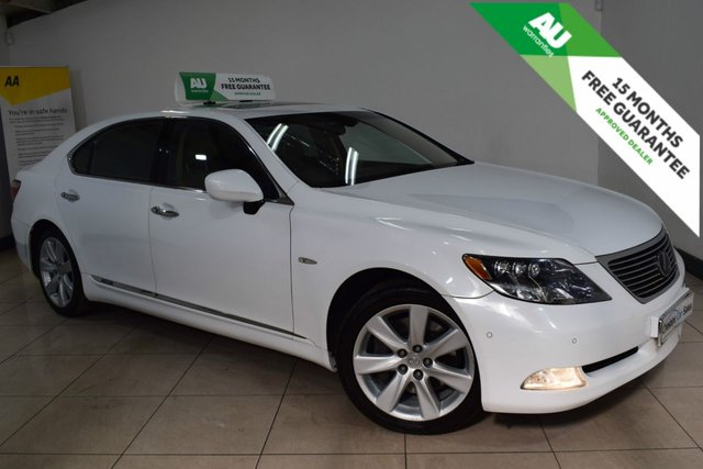View our LEXUS LS 600