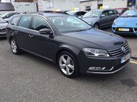 USED 2012 62 VOLKSWAGEN PASSAT 2.0 SE TDI BLUEMOTION TECHNOLOGY 5d 139 BHP PRICE INCLUDES A 6 MONTH AA WARRANTY DEALER CARE EXTENDED GUARANTEE, 1 YEARS MOT AND A OIL & FILTERS SERVICE. 6 MONTHS FREE BREAKDOWN COVER.