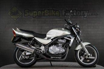 2004 KAWASAKI ER-5 500cc £1091.00