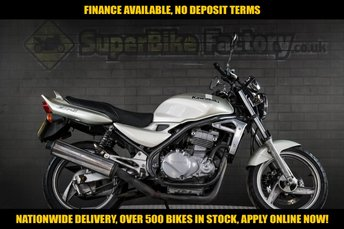 2004 KAWASAKI ER-5 500cc £1491.00