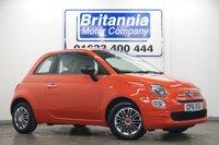 2016 FIAT 500 1.2 POP 3 DOOR NEW MODEL £6790.00