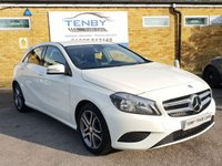 2014 MERCEDES-BENZ A CLASS 1.5 A180 CDI BLUEEFFICIENCY SPORT 5d AUTO 109 BHP £13984.00