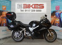 USED 2008 58 HONDA VFR800 VTEC 800CC SPORTS TOURING  FULL LUGGAGE