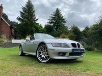 2002 BMW Z3 1.9 Z3 ROADSTER 2d 117 BHP £4495.00