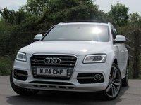 2014 AUDI Q5 3.0 SQ5 TDI QUATTRO 5d AUTO 309 BHP £29995.00