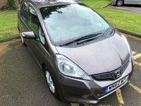 2012 HONDA JAZZ 1.3 I-VTEC ES 5d 98 BHP £5995.00