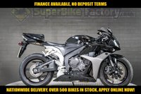 USED 2017 07 HONDA CBR600RR 600CC 0% DEPOSIT FINANCE AVAILABLE GOOD & BAD CREDIT ACCEPTED, OVER 500+ BIKES IN STOCK