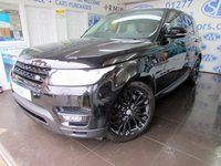 2016 LAND ROVER RANGE ROVER SPORT 3.0 SDV6 HSE DYNAMIC 5d AUTO 306 BHP £SOLD