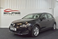 2015 VOLKSWAGEN GOLF 1.6 MATCH TDI BLUEMOTION TECHNOLOGY DSG 5d AUTO 103 BHP £9750.00