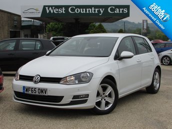 2015 VOLKSWAGEN GOLF 1.4 MATCH TSI BLUEMOTION TECHNOLOGY 5d 121 BHP £12500.00
