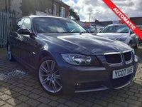2007 BMW 3 SERIES 2.0 318I M SPORT 4d AUTO 128 BHP £5200.00