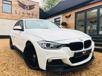 2013 BMW 3 SERIES 2.0 320I M SPORT 4d 181 BHP £14490.00