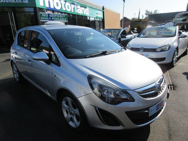USED 2014 64 VAUXHALL CORSA 1.4 SXI AC 5d 98 BHP TEST DRIVE TODAY...CALL 01922 494874