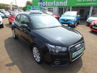 USED 2013 63 AUDI A1 1.6 TDI SPORT 3d 103 BHP ***JUST ARRIVED...TEST DRIVE TODAY***