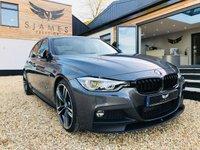 2016 BMW 3 SERIES 3.0 340I M SPORT 4d AUTO 322 BHP £24490.00